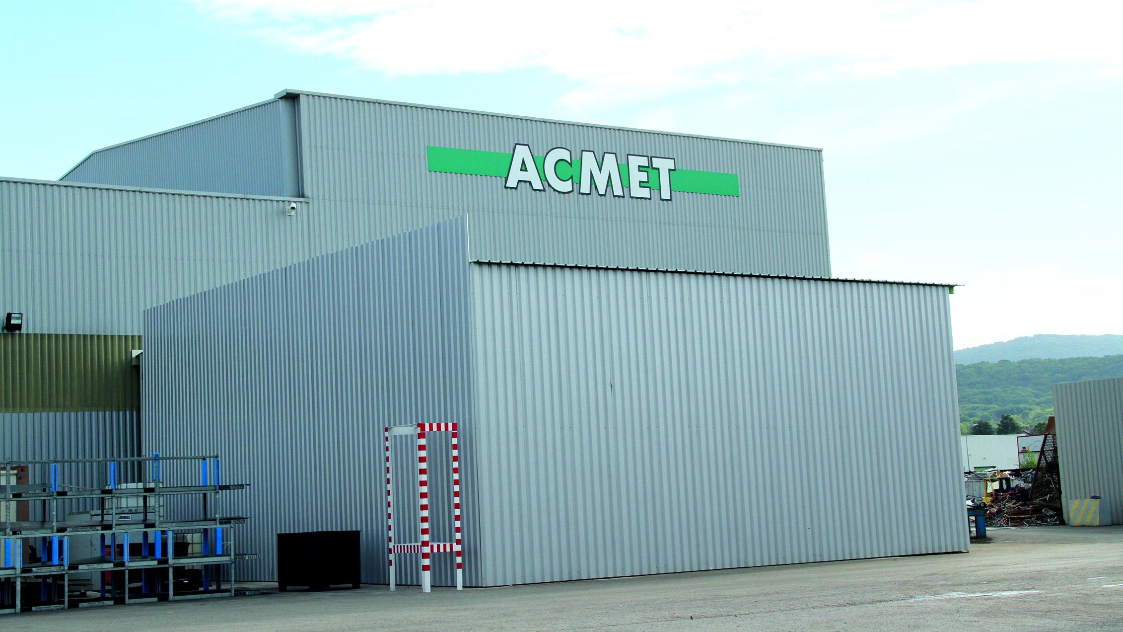 ACMET Filiale groupe COFIBEX